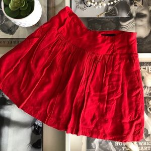 Little Red Skirt